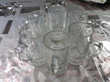سرویس لیوان دسته و پایه دار  در شیپور-عکس کوچک