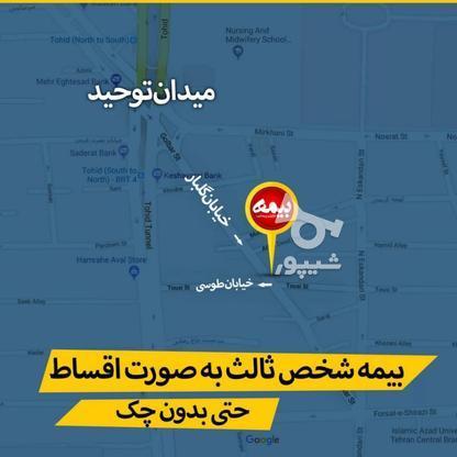 بیمه شخص ثالث اقساط حتی بدون چک در گروه خرید و فروش خدمات در تهران در شیپور-عکس1