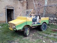 ماشین جیپ کمک دار دو دیفرانسیل   در شیپور-عکس کوچک