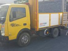 کامیونت آمیکو 5200 در شیپور-عکس کوچک