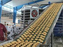 کارخانه کیک وکلوچه کارگرساده باجای خواب در شیپور-عکس کوچک