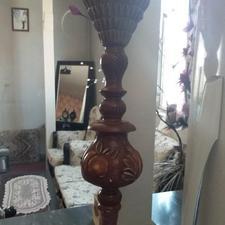 قلیان چوبی   عالی در شیپور-عکس کوچک