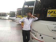 راننده اتوبوس در شیپور-عکس کوچک