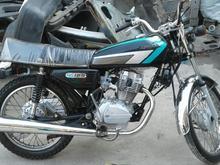 موتور هوندا 125 هیرمن در شیپور-عکس کوچک