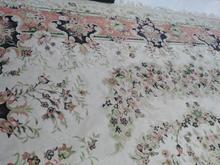 دوعدد فرش پانصد شانه نگین مشهد هفت رنگ در شیپور-عکس کوچک