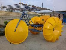 سه چرخه پدالی در شیپور-عکس کوچک
