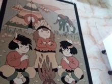 گلیم فرش کودک در شیپور-عکس کوچک