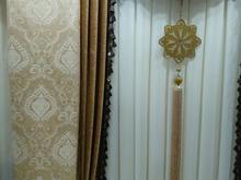 پرده والان طلایی نو استفاده نشده در شیپور-عکس کوچک