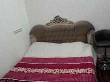 تخت جکدار و آینه دراور شیک نو در شیپور-عکس کوچک