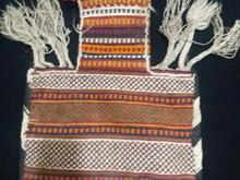 نمکدان دستباف عشایر قدیم در شیپور-عکس کوچک
