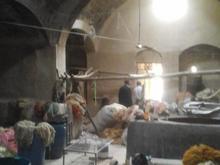 کارگاه رنگرزی سنتی بازار کاشان در شیپور-عکس کوچک