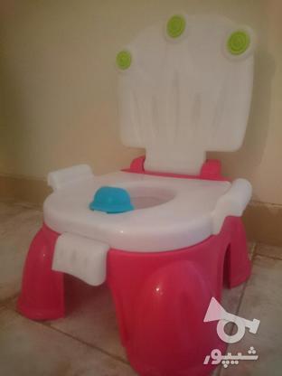 توالت فرنگی مخصوص کودک در گروه خرید و فروش لوازم شخصی در بوشهر در شیپور-عکس1