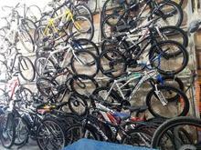 تعمیرکار دوچرخه در شیپور-عکس کوچک