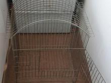 قفس بزرگ خالی در شیپور-عکس کوچک