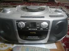رادیو ضبط سیدی خور  در شیپور-عکس کوچک