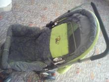 کالسکه بچه تمیز و سالم برندbravo اصل در شیپور-عکس کوچک
