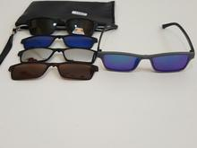 عینک طبی با پنج کاور آفتابی در شیپور-عکس کوچک