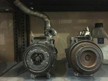 کمپرسور کولر بنز C240,E240 استوک مرسدس اروپایی در شیپور-عکس کوچک