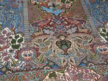 فرش 12 متری طرح منظره بافت کاشمر در شیپور-عکس کوچک