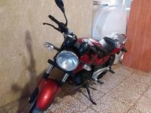 موتور پالس قرمز 180cc در شیپور-عکس کوچک