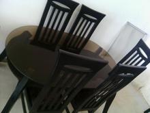 میز ناهار خوری 5نفره در شیپور-عکس کوچک