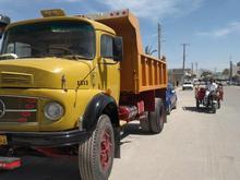 کامیون کمپرسی مدل 53 در شیپور-عکس کوچک