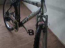 دوچرخه دنده ای 26 تمیز  در شیپور-عکس کوچک