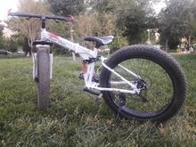 دوچرخه ای ماسه ای در حد نو در شیپور-عکس کوچک