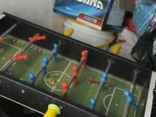 فوتبال دستی نشسته  در شیپور-عکس کوچک