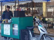 موتور سه چرخ الکتریکی با طراحی شخصی در شیپور-عکس کوچک