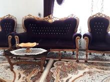فروش مبلمان 9نفره با 3عدد عسلی جلو مبلی در شیپور-عکس کوچک