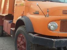 کامیون کمپرسی ده چرخ بنز مدل 86 در شیپور-عکس کوچک