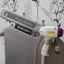 فروش دستگاه لیزر موهای زائد پلاتینیوم دستگاه لیزر مو دایود در شیپور-عکس کوچک