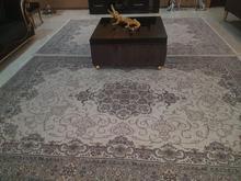 2 عدد فرش ماشینی طرح ابریشم  در شیپور-عکس کوچک
