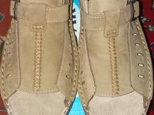 فروش کفش نو مردانه تابستانه ایرانی محکم(ش43)-گناوه در شیپور-عکس کوچک