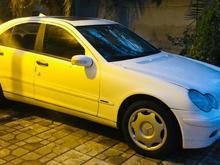 بنز فاقد پلاک مدل 200۲ در شیپور-عکس کوچک