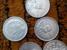 سکه های نقره شاهی وقاجاری در شیپور-عکس کوچک