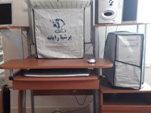 میز کامپیوتر ام دی اف در شیپور-عکس کوچک