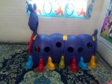 تونل اسباب بازی در شیپور-عکس کوچک