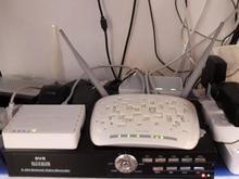 هوشمندسازی شبکه و نصب دوربین و انتقال تصویر در شیپور-عکس کوچک