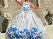 عروسک ثابت تزیینی، پت و مت، لاو آویز در شیپور-عکس کوچک