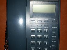 تلفن صا ایران دست دوم کاملا سالم و تمیز مشکی دارای ID Caller در شیپور-عکس کوچک