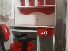 میز تحریر به همراه صندلی چرخدار در شیپور-عکس کوچک