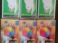 200 عدد لامپ رنگی 1 وات مناسب ریسه در شیپور-عکس کوچک