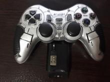 دسته بازی بی سیم مخصوص PC و PS3 و PS2 در شیپور-عکس کوچک
