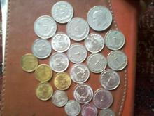 90تا سکه شاهی وخارجی قدیمی در شیپور-عکس کوچک