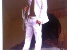کت و شلوار سفید حتی مناسب دامادی در شیپور-عکس کوچک