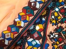 لباس بلوچی  اماده نوهمراه باکریشی روسری  در شیپور-عکس کوچک