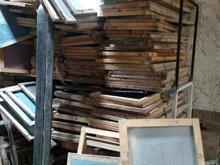 شابلون چاپ کاشی وابزار کارگاه پخت سوم در شیپور-عکس کوچک