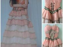 لباس اسکاتلندی پرنسسی در شیپور-عکس کوچک